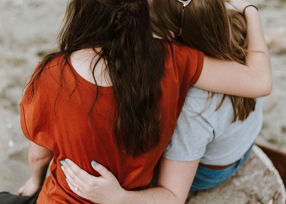 How do I help a friend going through a difficult time?